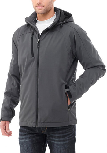 Men's Bryce Insulated Softshell Jackets | LETM19531