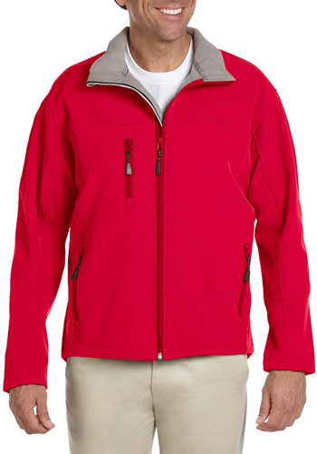 Devon & Jones Men's Soft Shell Jackets | D995