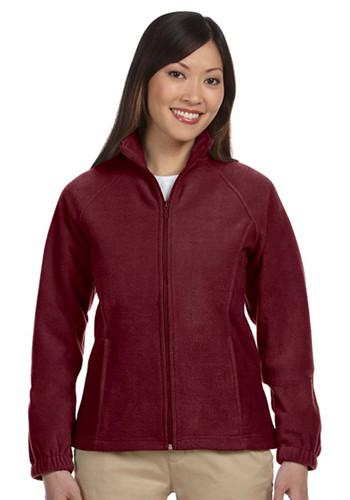 Harriton Ladies' Full-Zip Fleece Jackets | M990W