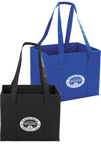 Promotional Non-Woven Collapsible Totes