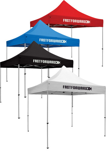 Customized 10W X 10H Full-Color Event Tent Kits