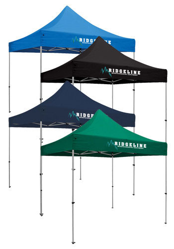 Bulk 10W x 10H Full-Color Event Tent Kits