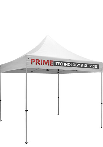 Promotional 10W X 10H in. Dye-Sublimated Event Tent Kits