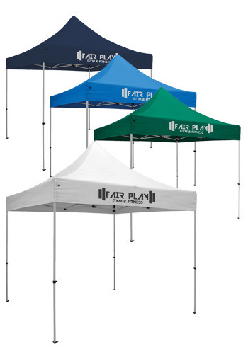 10W X 10H in. Standard Event Full Color Thermal Tent Kits | SHD240612