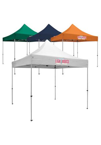 Custom 10W X 10H in. Standard Event Tent Kits