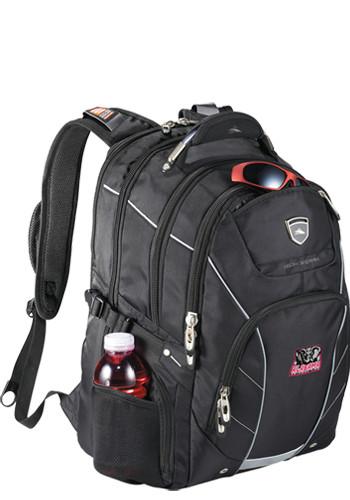 High Sierra Elite Fly-By Laptop Backpacks   LE805133