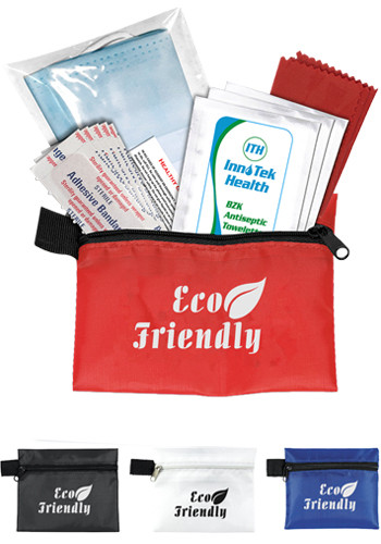 Customized 11 Antiseptic and Protective Health Living Pack with Mask