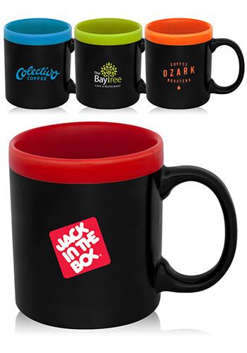 Matte Finish Coffee Mugs