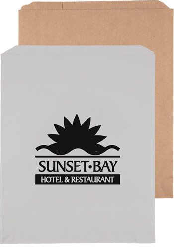 Personalized 11 x 13.75 Inch Merchandise Paper Mailers