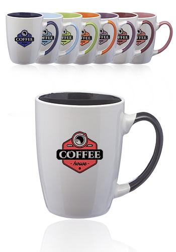 Java Two-Tone Coffee Mugs