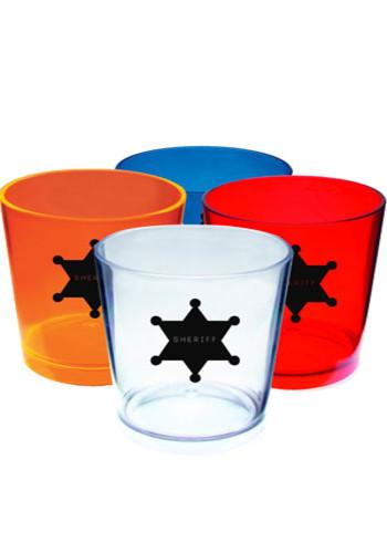 12 oz. Translucent Plastic Cups | HWC12