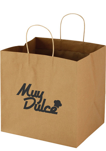 Brown Takeout Bags