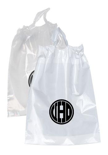 Customized Drawstring Plastic Bags
