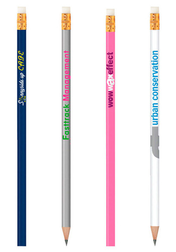 Customized BIC Solid Pencils
