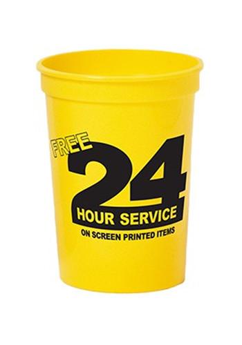 12 Oz. Smooth Stadium Cup | DC12S