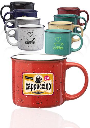 Custom Campfire Coffee Mugs