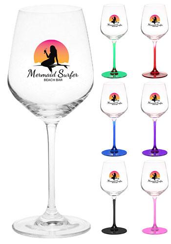Lead Free Crystal Wine Glasses