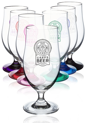 Goblet Beer Glasses