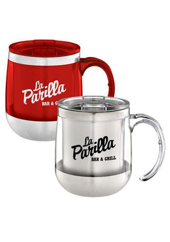 14 oz. Brew Desk Mugs | SM6690