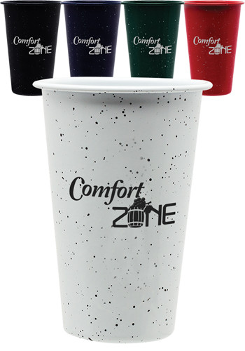 Personalized 14 oz Campfire Tumblers