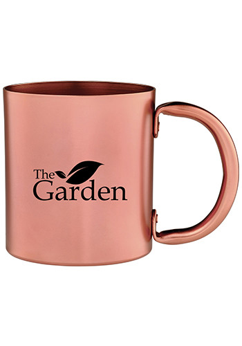 Wholesale 14 oz. Copper Retro Mugs