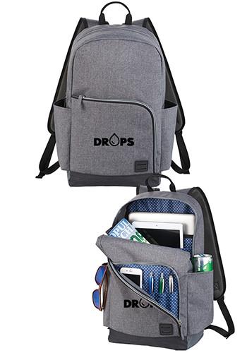 15 inch Grayson Laptop Backpacks | LE375002