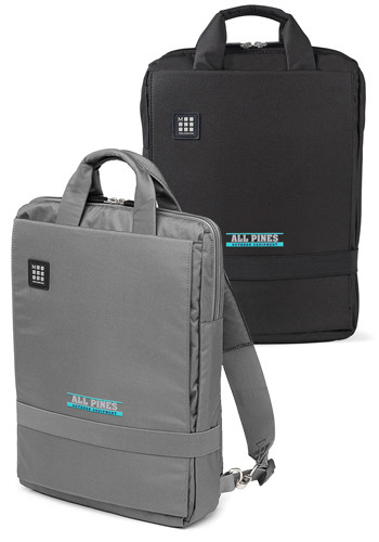Promotional 15 Inch Moleskine ID Vertical Bag for Digital Devices