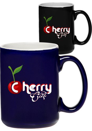 Glossy Coffee Mugs