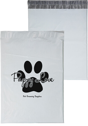 Promotional 15 x 18 Inch Plastic Mailers