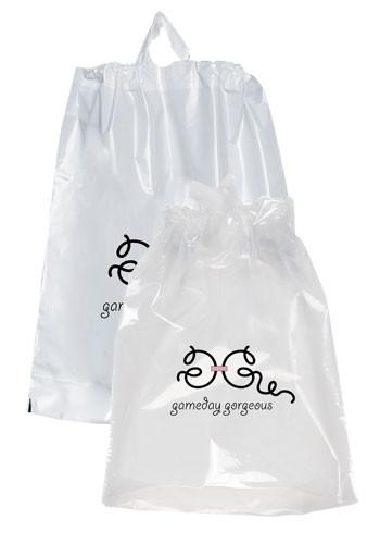 Custom Drawstring Plastic Bags