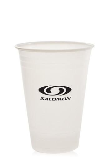 Custom 16 oz. Translucent Plastic Cups