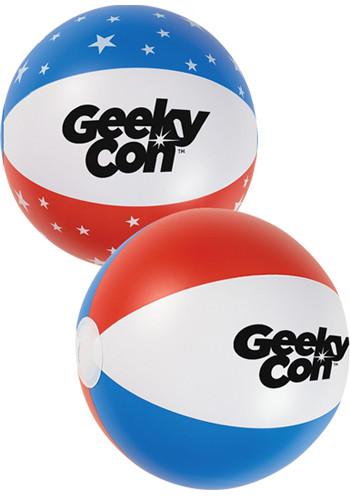 Bulk 16 Inch USA Beach Balls