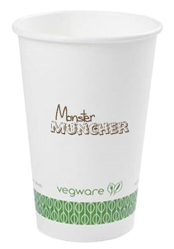 Compostable Paper Hot Cups