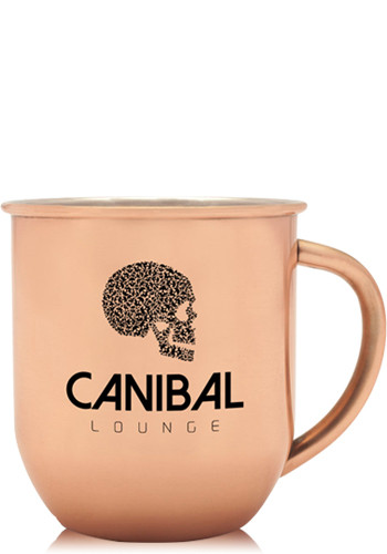 Copper Coated Moscow Mule Mugs