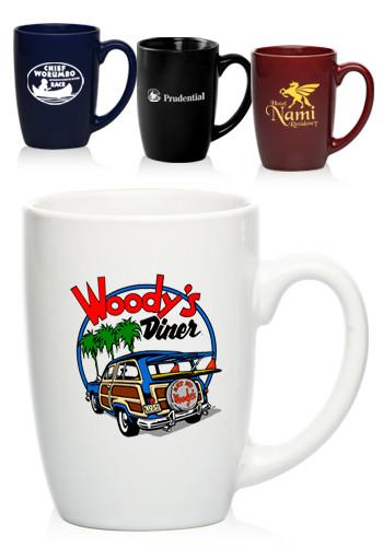 Glossy Ceramic Coffee Mugs
