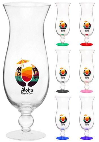 Custom 16 oz. Libbey Hurricane Glasses