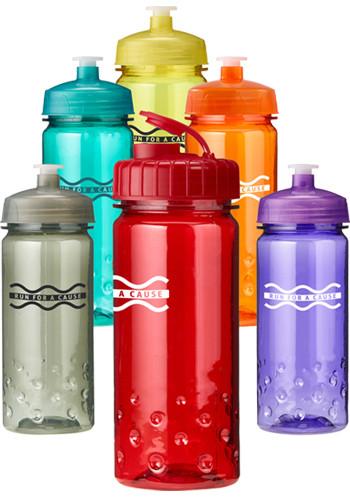 Customized 16 oz PolySure Inspire Bottles