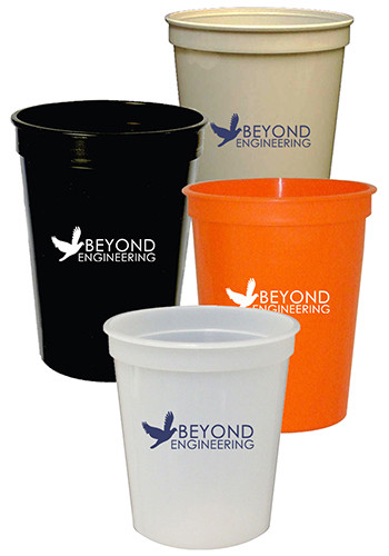 Promotional 16 oz. Smooth Colored Cups