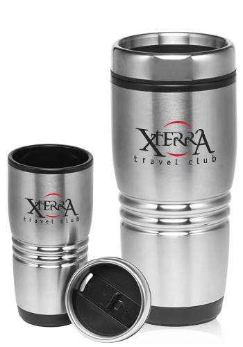 #TM210 16 oz. Stainless Steel Personalized Coffee Tumblers