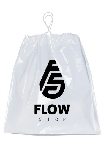 Custom Cotton Draw Dawstring Plastic Bags