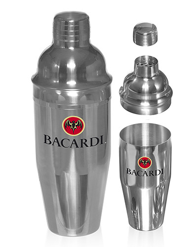 Personalized 23.3 oz. Cocktail Shakers