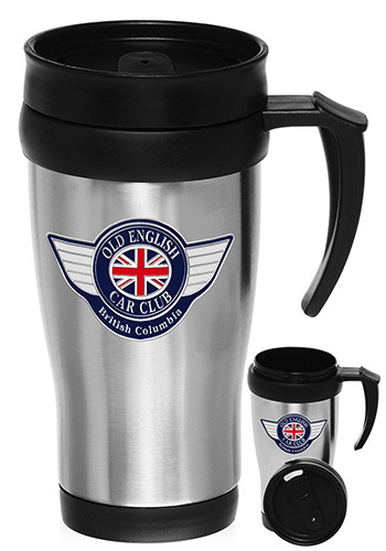 Double Wall Stainless Steel Travel Mugs