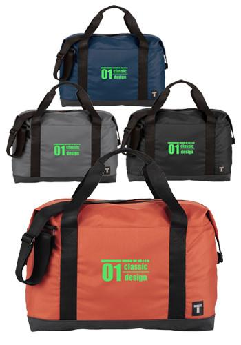 Personalized 17 inch Tranzip Day Duffle Bags