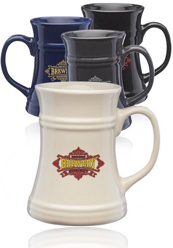 Ceramic Tankard Beer Mugs