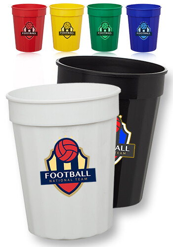 Fluted Stadium Cups