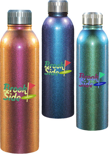 Promotional 17 oz. Full Color Deluxe Illusion Bottles