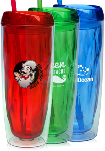 Color Acrylic Tumblers