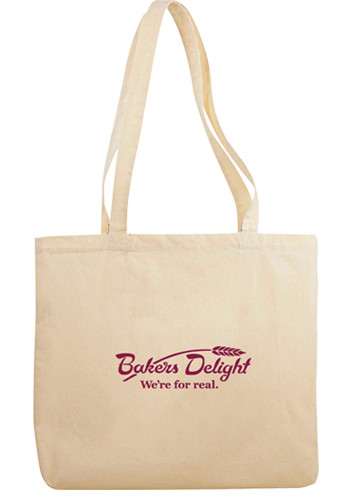 Personalized Classic Cotton Meeting Totes