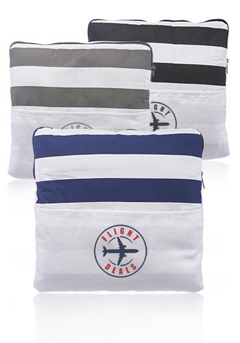 Customized 2-in-1 Cordova Pillow Blankets