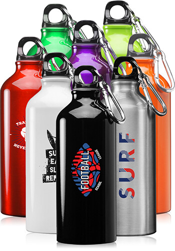 Aluminum Water Bottles